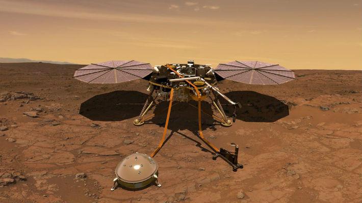 Tras la detección de un terremoto en Marte: ¿Cómo se generan los movimientos sísmicos en el planeta rojo?