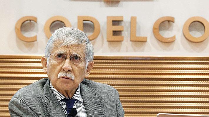 """""""Serio"""", """"justo"""" y polémico: El perfil de Nelson Pizarro y sus 53 años de trayectoria que lo llevaron a la cabeza de Codelco"""
