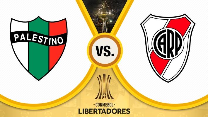 Repasa la derrota de Palestino frente a River Plate