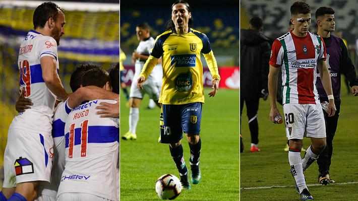 Dos complicados y uno eliminado: Mira cómo quedaron los grupos de los chilenos tras una nueva jornada de la Libertadores