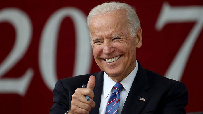 Ex vicepresidente de EE.UU. Joe Biden confirma su candidatura para las primarias demócratas
