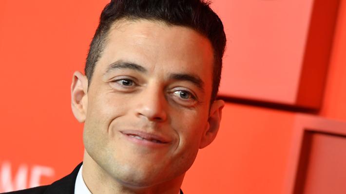 Confirman la participación de Rami Malek en la película número 25 de la saga James Bond