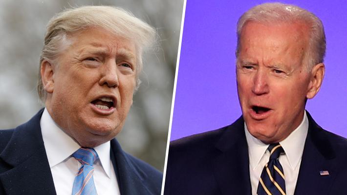 """Trump le advierte a Biden que la campaña presidencial """"será desagradable"""""""