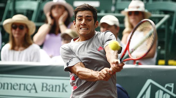 Garin pone fin a su racha ganadora al caer ante Roberto Carballés y se despide en octavos del ATP de Barcelona