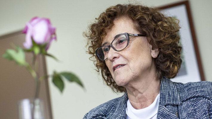 Presidenta del CDE anuncia querella contra suspendido ministro de Corte de Rancagua