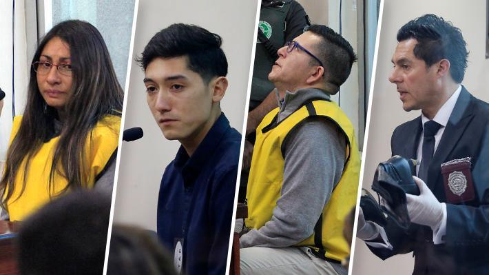 Caso Nibaldo: Las crudas declaraciones que marcaron la primera semana del juicio por la muerte del profesor