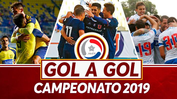 Este sábado juega la U: Revisa la programación de la décima fecha del torneo chileno