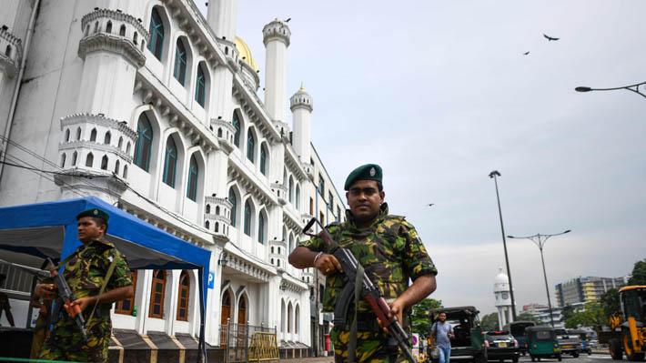 Presidente de Sri Lanka asegura que han detectado al menos 130 sospechosos de tener vínculo con el Estado Islámico