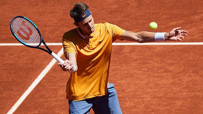Jarry sucumbe ante la solidez del 14 del mundo y se despide en cuartos del ATP de Barcelona