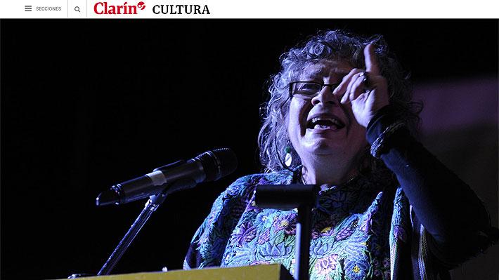 Discurso inaugural de la Feria del Libro de Buenos Aires evidencia que el feminismo será un tema central del evento