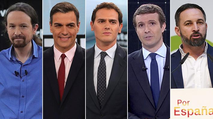 España celebra nuevas elecciones marcadas por la irrupción de la ultraderecha
