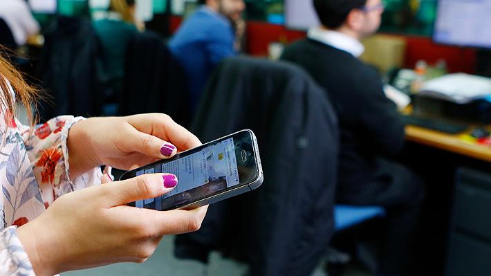 """Empresas de telefonía móvil firman protocolo para """"autorregular"""" sus llamadas promocionales a clientes"""