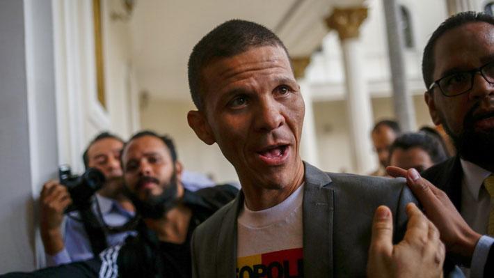 Guaidó denuncia arresto de diputado opositor por agentes de inteligencia de Venezuela