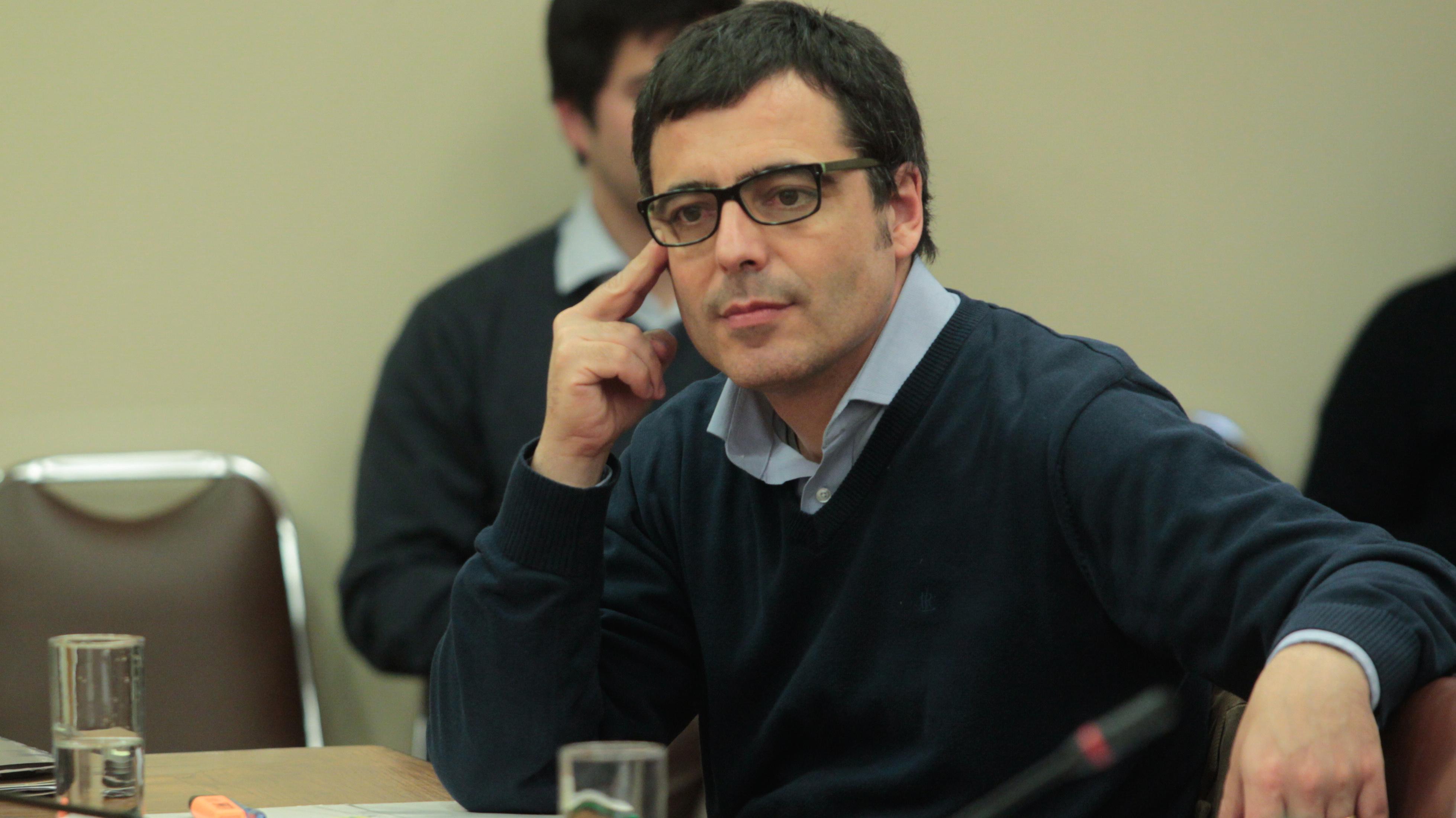 """Diputado Evópoli y renuncia de Aravena: """"Los principios se ven como teóricos hasta que te toca actuar en consecuencia"""""""