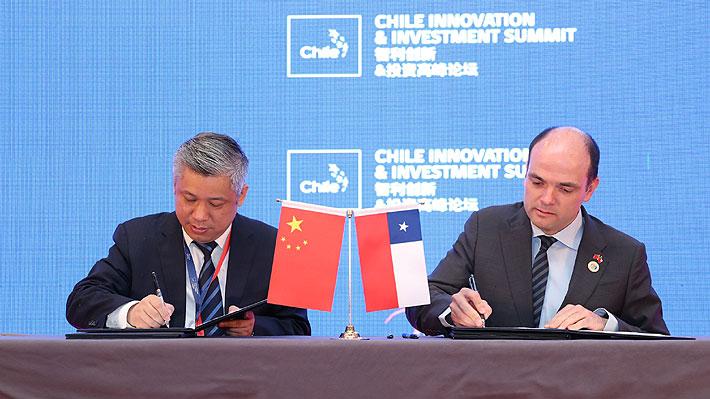 """Inversiones y acuerdos: El """"positivo balance"""" de las reuniones que InvestChile sostuvo en China con ocho empresas"""