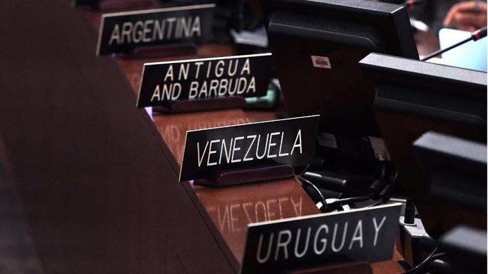 ¿Se retiró Venezuela efectivamente de la OEA? Una gran pregunta con distintas respuestas