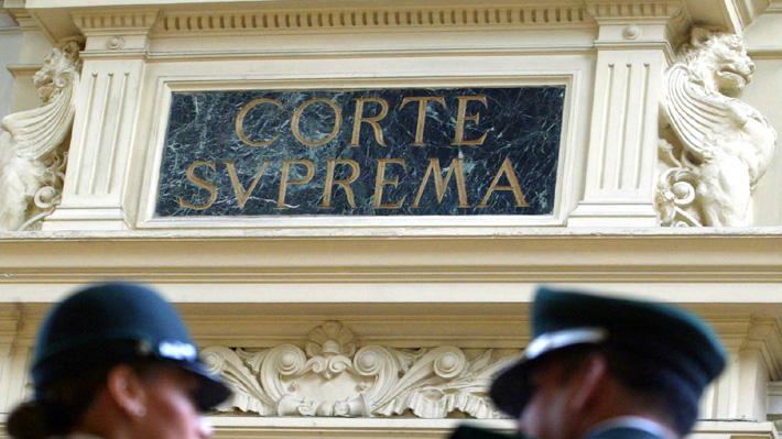 """Tras cuestionamientos de la CIDH: Corte Suprema declara """"sin efectos"""" fallos contra comuneros mapuche"""