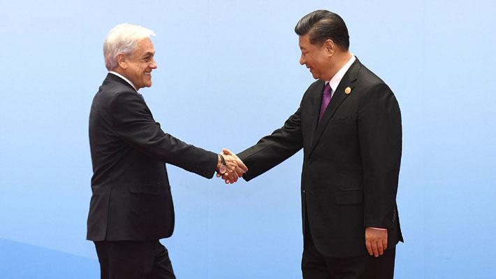 Piñera cierra participación en foro en China promoviendo multilateralismo y mayor interacción entre países