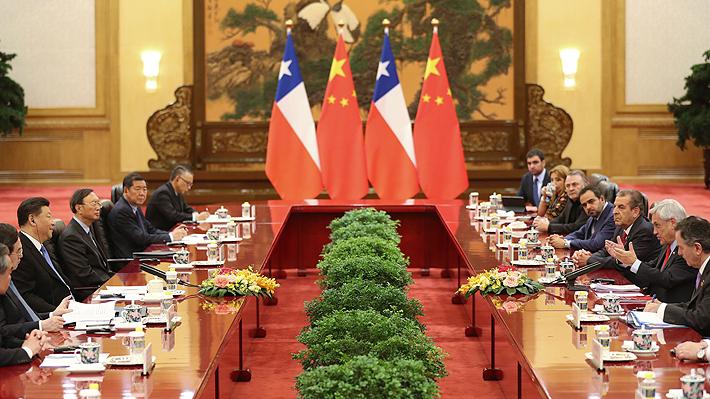 Éxito en lo económico, dispar en lo político: El balance de los parlamentarios que acompañaron a Piñera a China