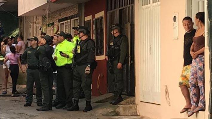 Detienen a sospechoso de desaparición de chilena en Colombia tras encontrar restos incinerados: Sería su pareja