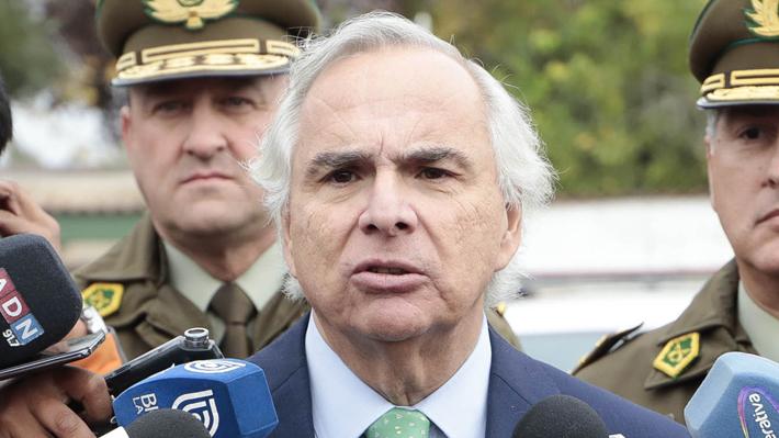 """Vicepresidente anuncia sumario para buscar responsabilidades de los """"privilegios"""" que mantenían reos al interior de Colina 2"""
