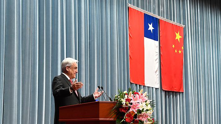 Piñera sostendrá bilateral con CEO de Huawei en medio de visita a Shenzhen