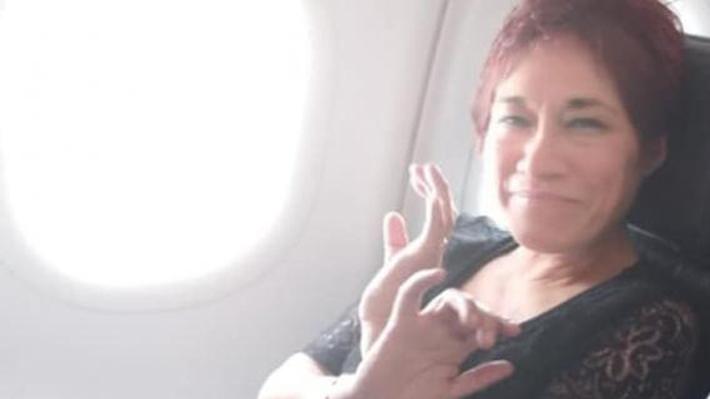 """Hermana de chilena desaparecida llega a Colombia: """"Tengo la certeza de que los restos son de ella"""""""