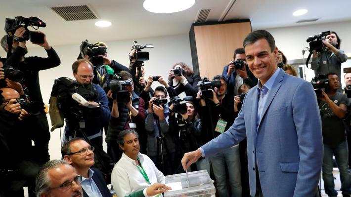 Sondeos por elecciones en España: Gana el PSOE y ultraderechistas entran al Congreso