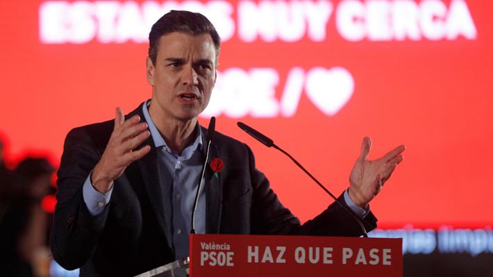 Elecciones en España: PSOE gana, pero deberá pactar para seguir en el mando y el PP sufre una dura caída