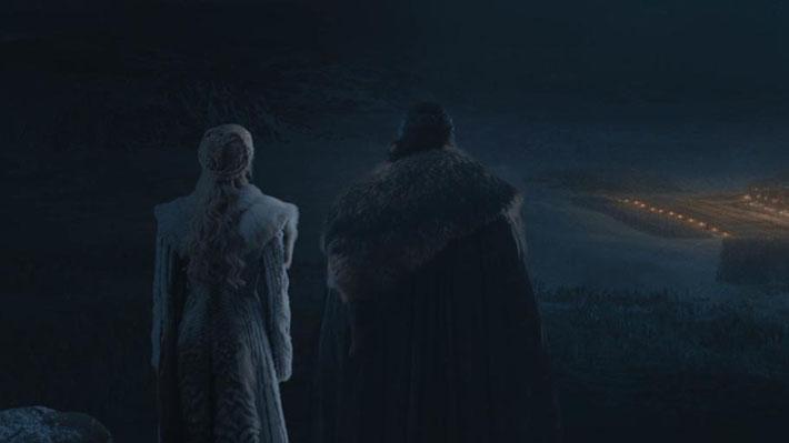 """Tercer capítulo de la última temporada de """"Game of Thrones"""": Arya Stark se consagra entre los grandes"""