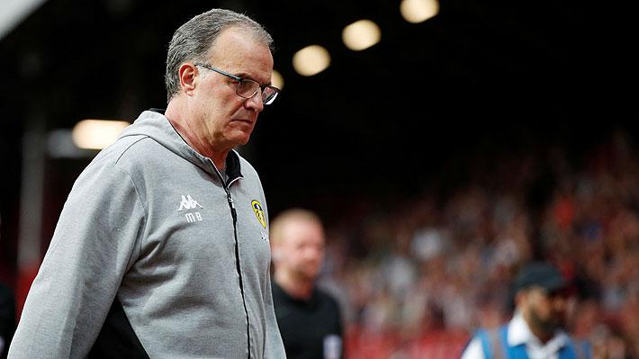 Dan más detalles de la decisión de Bielsa de dejarse marcar un gol: Un jugador del Leeds se oponía y fue reprendido por el DT