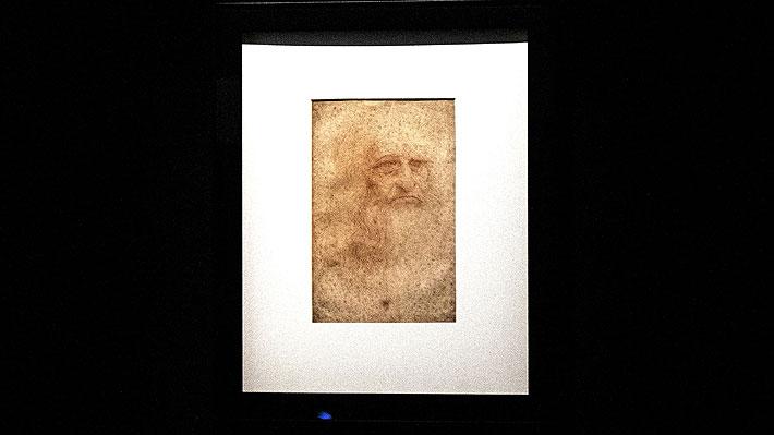 Encuentran un mechón de cabello que habría pertenecido a Leonardo Da Vinci y que permitiría rastrear su ADN