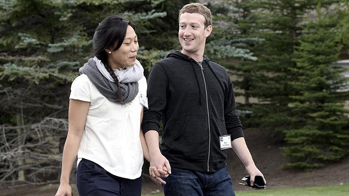 """El nuevo invento de Mark Zuckerberg: Una """"caja para dormir"""" que tiene como principal beneficiada a su esposa"""
