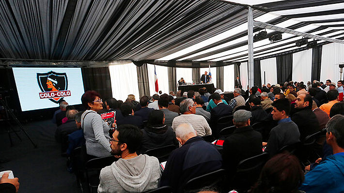 Quiebre total en la elección del presidente de Colo Colo: Bloque oficialista no se presenta y nombre del nuevo timonel queda pendiente