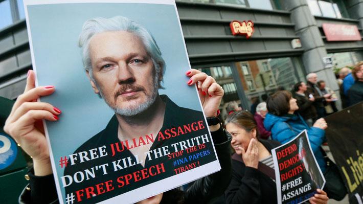 Defensa de Julian Assange en Ecuador presenta denuncia por supuesta filtración de información privada