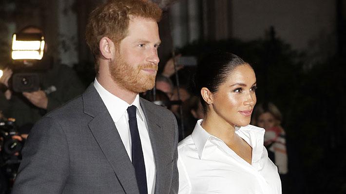 """Harry y Meghan podrían elegir un nombre de origen italiano que le encantaba a Lady Di si """"Baby Sussex"""" es niña"""