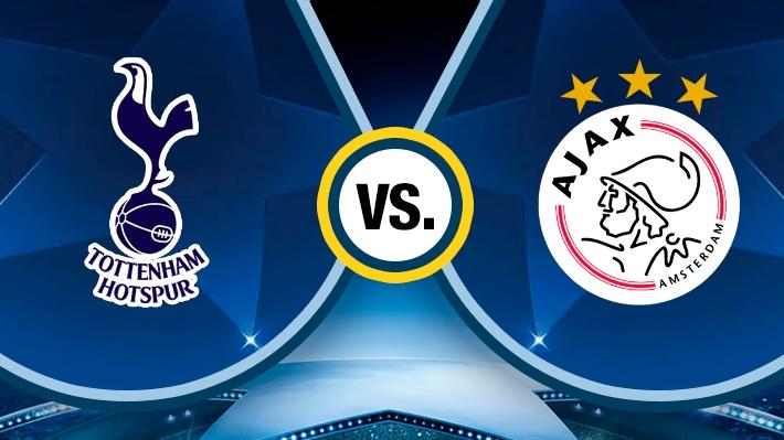 Reviva el triunfo del Ajax ante el Tottenham en la semifinal de la Champions