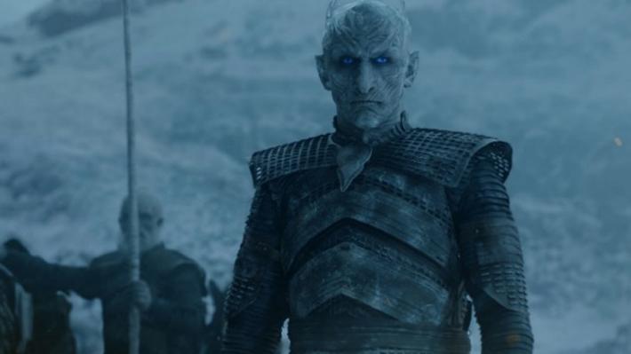 """Actor detrás del Rey de la Noche se despide de """"Game of Thrones"""" con cómicas fotografías"""