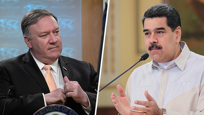 """Mike Pompeo anuncia que una intervención militar de EE.UU. en Venezuela """"es posible, de ser necesaria"""""""