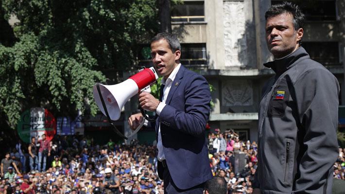"""Guaidó comunica los puntos de reunión para concretar la marcha que apodó como """"la más grande de la historia"""" en Venezuela"""