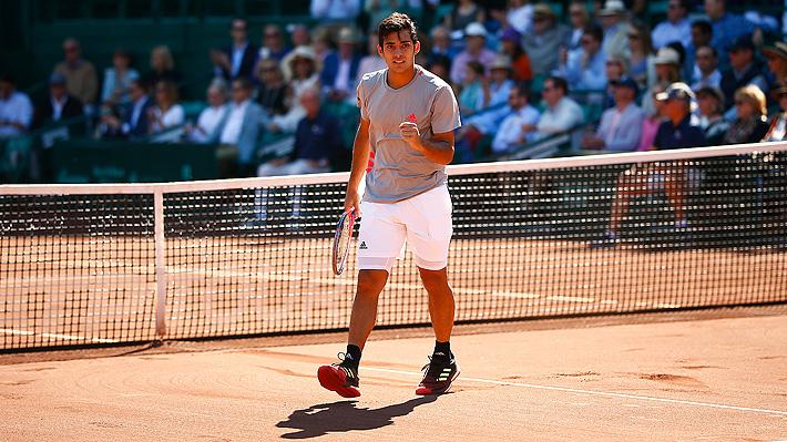Alexander Zverev, tres del mundo al que Garin venció en la final de Roland Garros junior y que ahora será su rival en Munich