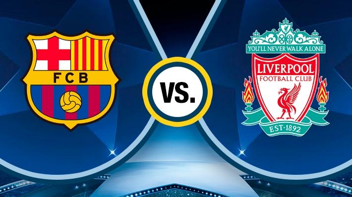 Repasa la victoria del Barcelona de Vidal sobre el Liverpool en semis de Champions League