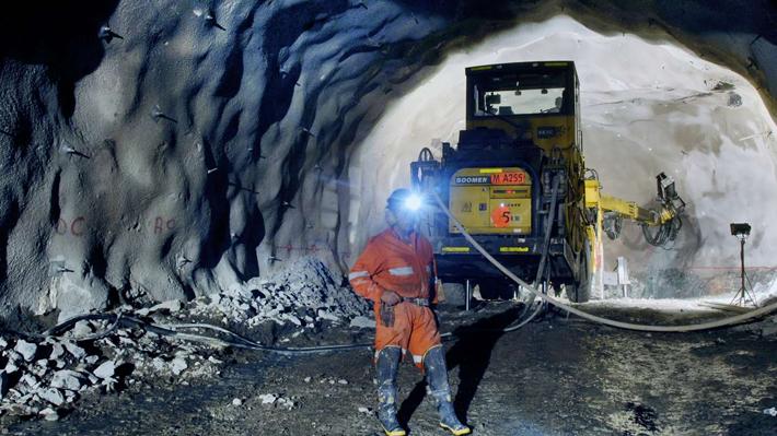 Codelco cumple un hito: Chuquicamata Subterránea inicia obras y extrae primeras toneladas de mineral