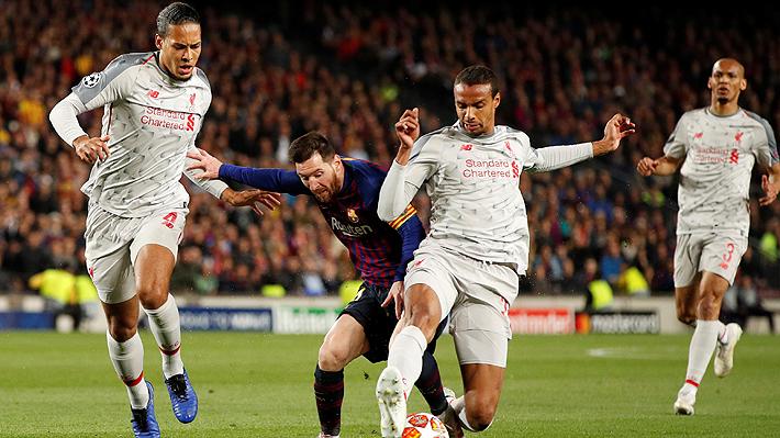 Mira los tantos con los que el Barcelona goleó al Liverpool por la semifinal ida de la Champions League