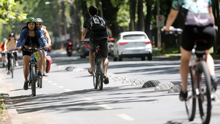 Ley de Convivencia Vial: Muertes de ciclistas caen un 32% a cinco meses de su implementación