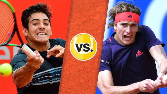 Reviva el espectacular triunfo de Garin sobre Zverev en cuartos del ATP de Munich