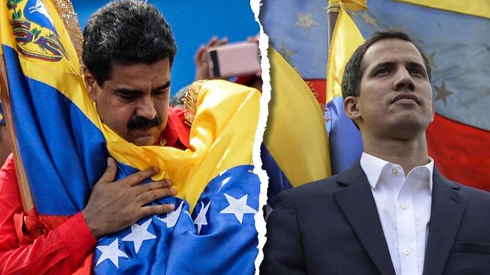 Galería: Guaidó vs. Maduro: ¿Quién apoya a quién?