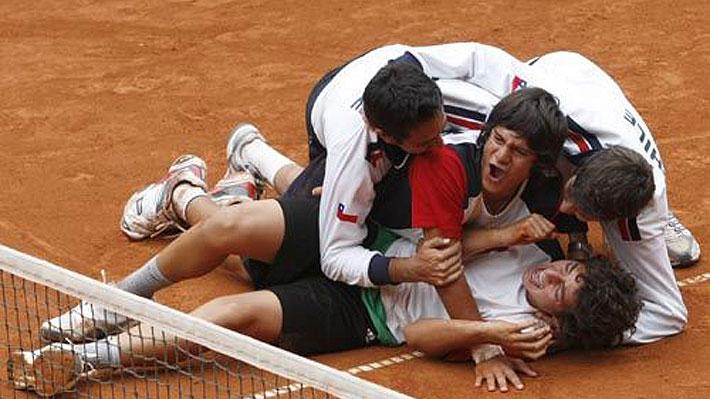 Selección Sub 14 de Chile ganó Mundial de Tenis en República Checa