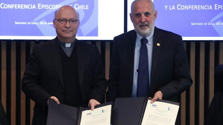 Jesuitas, franciscanos y mercedarios no han firmado acuerdo entre Iglesia y Fiscalía por abusos