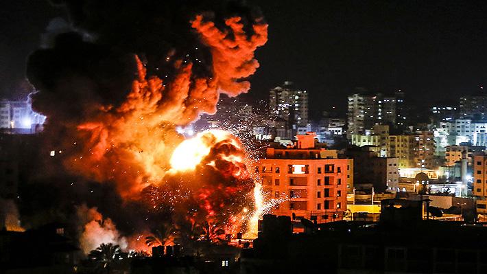 Joven miliciano palestino muere tras ataque de represalia isrealí sobre Gaza